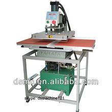 2014 t-shirt oil operated hydraulic heat press tranfer printing machines