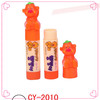 Lovely lip balm tube with baby cap,empty lipbalm tube Model CY-2010
