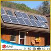 high effiency grid-tie portable kit fotovoltaico
