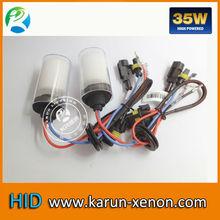 Best quality 35W 55W Auto HID Headlight / Fog lights Xenon Hid Light, H1 H3 H7 H8 H9 H10 H11 H13 19004 9007 H13 hid light bulb