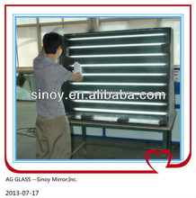 SINOY HOT saling! Popular 5MM Anti Glare Glass,also named AG glass, for TV/PC screen etc 1200*2000MM