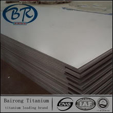 Modern unique thickness 2mm gr2 titanium plate from Bairong