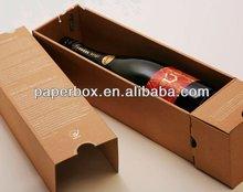 wine bottle holder carry box wine packing box slide box
