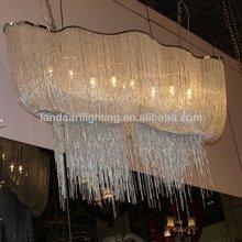 Chain Chandelier Modern Lighting