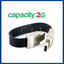 bracelet usb disk, wrist usb flash drive, wristband thumb drive