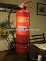 portátil 6kg en polvo extintor de incendios