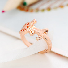factory outlets Korean fashion Pony Ring
