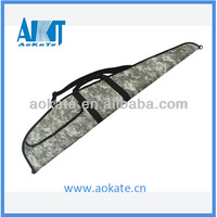 Camouflage rifle gun case for hunting