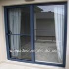 The top grade aluminium standard sliding glass door size