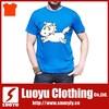 oem plain slim fit cotton t shirt for men