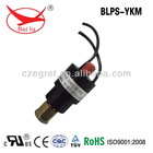 HVAC manual reset air condition pressure switch