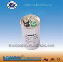 cbb65 40+5uf/450VAC air conditioner sh capacitor