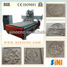 SIN-M25S factory direct multi head woodworking CNC tool changer