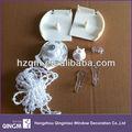 rodillo manual de cebra componentes ciegos