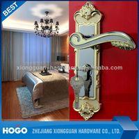 Simple Style Inset Door Handle