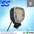 40W 2800LM Super quality high power 12 volt led lights,auto off road,for jeep truck, agricultural, machine, heavy duty,SS-1007