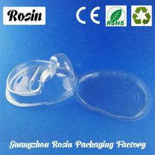 custom plastic blister packaging for earphone