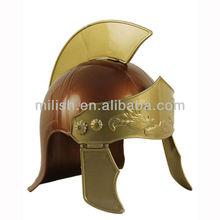 Party Plastic toy Medieval Roman Knight helmet MHH59