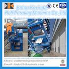 steel roller shutter slat forming machine
