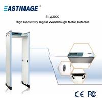 Walkthrough Metal Detector Model EI-V3000