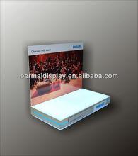 DVD Acrylic Counter Display Stand/DVD Display Rack