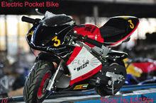electric pocket bike battery