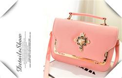 Fashionable Imported Elegance Candy Handbags China