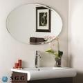 Alta qualidade 2mm prata espelho de vidro do painel com ce, ccc, iso9001 certificado