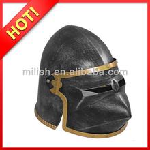 Party Plastic Medieval Roman war knight helmet MHH76