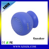 Bluetooth Portable Wireless mini Stereo Speaker Audio System with a built-in battery.