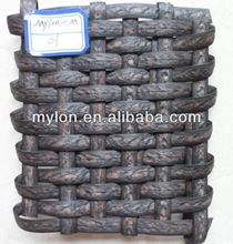 SGS Tested 100% HDPE Garden Rattan Plastic Cane Furniture Component