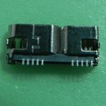 Micro USB 3.0 SMA Hembra, 0.45mm pies largo, final plano