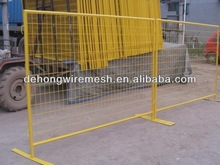 Hot dipped galvanized temporary fence made in China