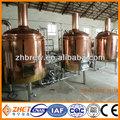 1000l eletricidade / vapor / glp / gás / fogo direto aquecimento beer brewing equipment / caldeira de cerveja para a venda CE fábrica OEM