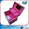 large aluminum travel portable cosmetic case