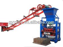 Vendita calda hongying qmj4-35c blocco rendendo macchinari usati