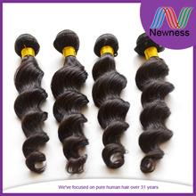 Wholesale Brazilian Virgin Heat Free Weave Clear Clip Hair Products