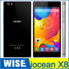 Original iocean X8 Mobile Phone 5.7 inch Screen 1920*1080 MT6582 Octa Core 2GB RAM 32GB ROM Android 4.2 cell phone