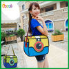 Encai New Fashion 3D Cartoon Comic Handbags/2D Shoulder Bag/Stocked 3D Messenger Bag
