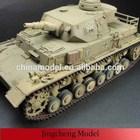 Collectible military tank model,scale model tanks,plastic tank model