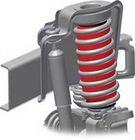 Air Lift 60844 Air Lift 1000; Coil Air Spring Leveling Drag Bag Kit