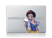 2014 New Vamipre Princess for MacBook Laptop Skins