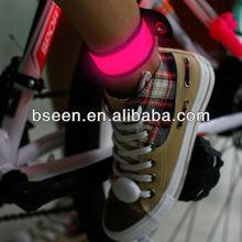 Fashionable LED Reflective Arm Bands Leg Cuffs