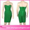 2013 Fashion Bandage Dress New Wrap Dress Designs Sexy Girls