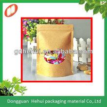 fancy printing plastic foil ziplock tea/ coffee/ sugar bags