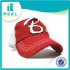 new design cotton contrast sports cap cotton baseball cap