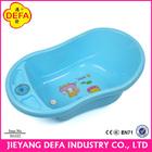 China Wholesale Best Selling Babies Product Plastic Small Bathtub Baby Bath Plastic Tub Cheap Freestanding Round Bathtub