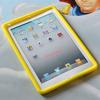 Plain design colorful silicone case for ipad mini factory price