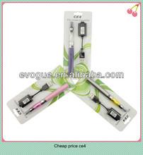 electronic cigarette france wholesale vaporizer pen ego ce4 hookah pen