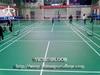 Yichen polyurethane sports floor for badminton court